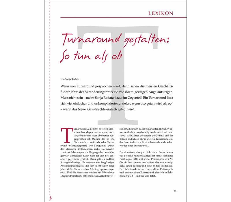 Turnaround gestalten: So tun als ob