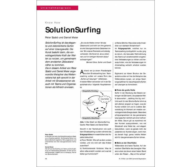 SolutionSurfing