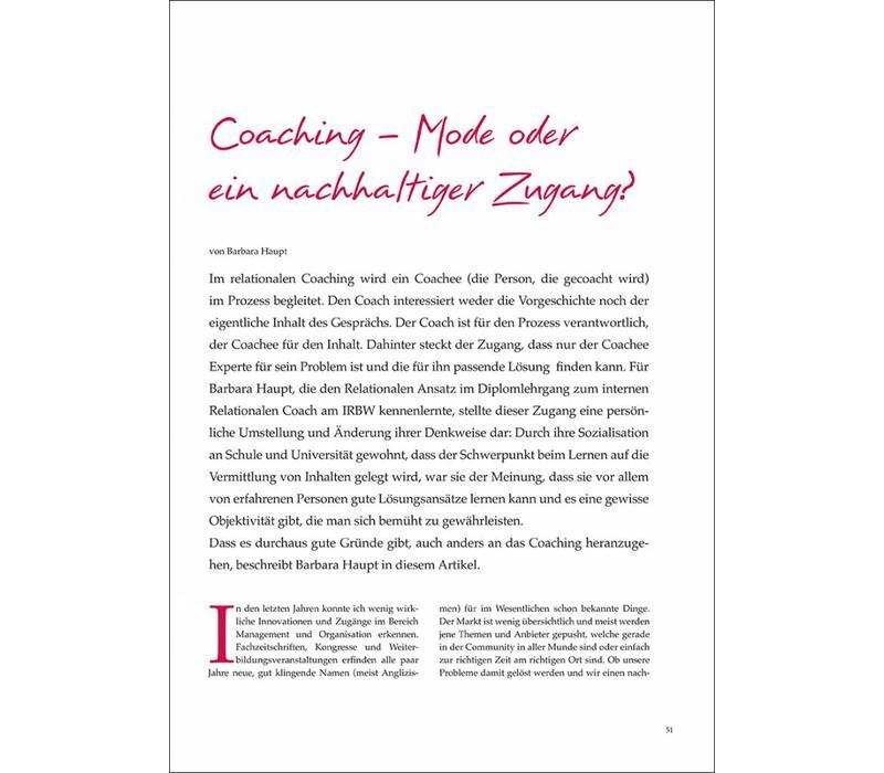 Coaching – Mode oder ein nachhaltiger Zugang?