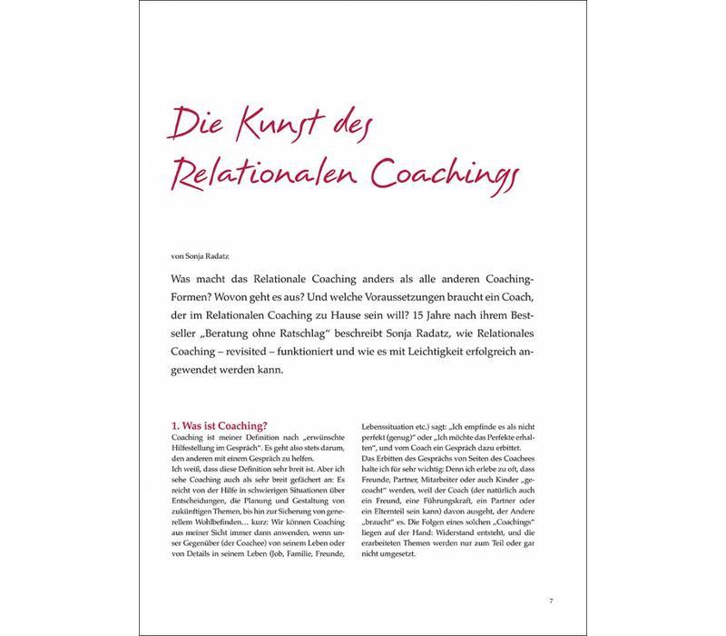 Die Kunst des Relationalen Coachings