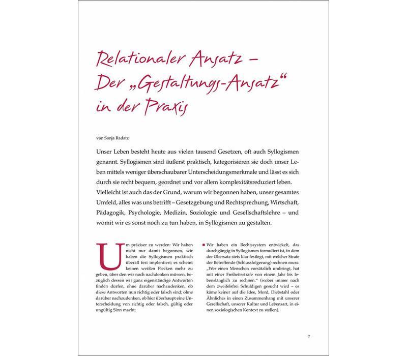 """Relationaler Ansatz – der """"Gestaltungs-Ansatz"""""""