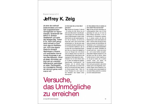 Jeffrey K. Zeig