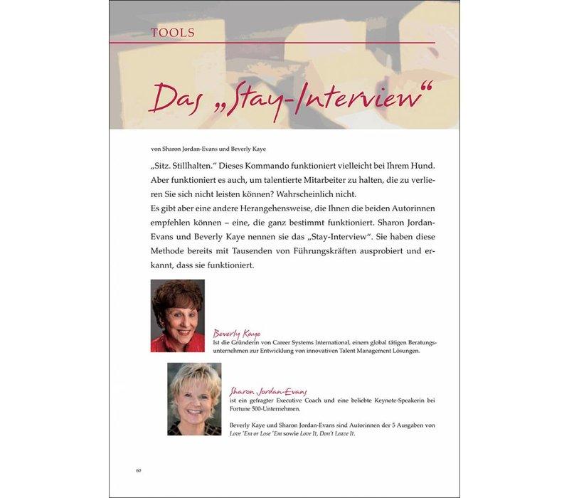 """Das """"Stay-Interview"""""""