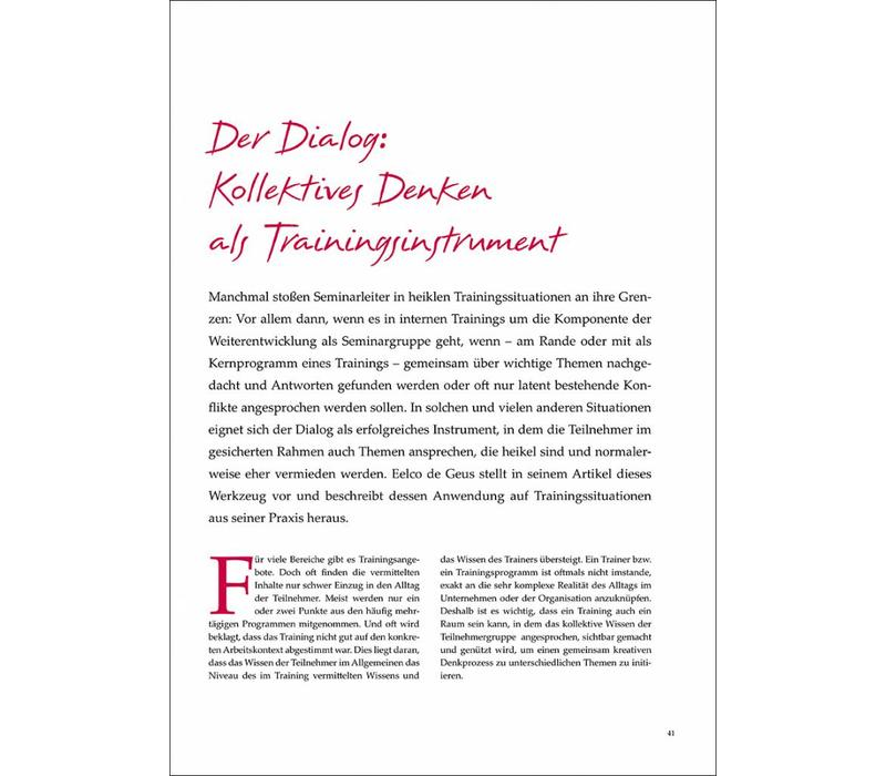 Der Dialog: Kollektives Denken als Trainingsinstrument
