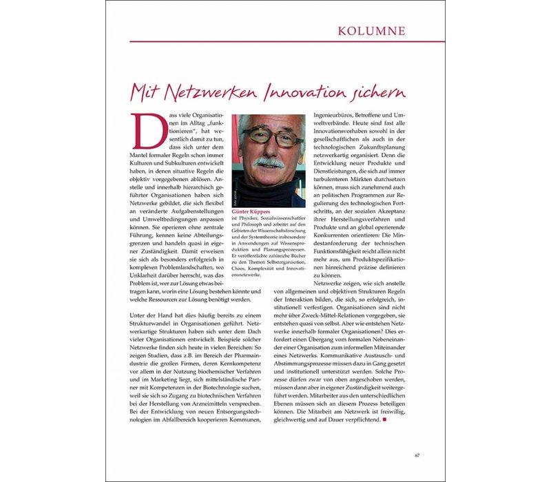 Mit Netzwerken Innovation sichern