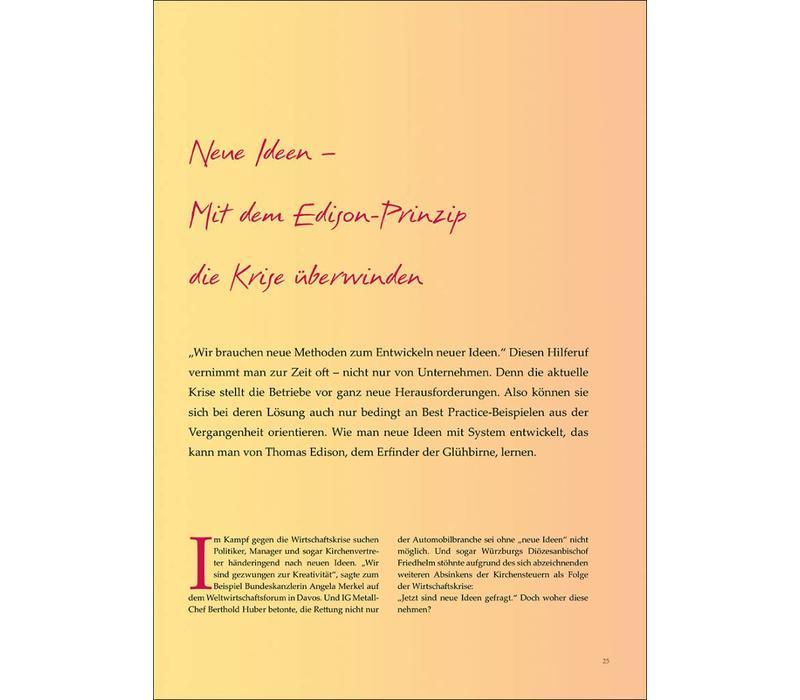 Neue Ideen – Mit dem Edison-Prinzip die Krise überwinden