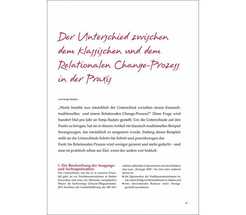 Der Unterschied zwischen dem klassischen und dem Relationalen Change-Prozess in der Praxis