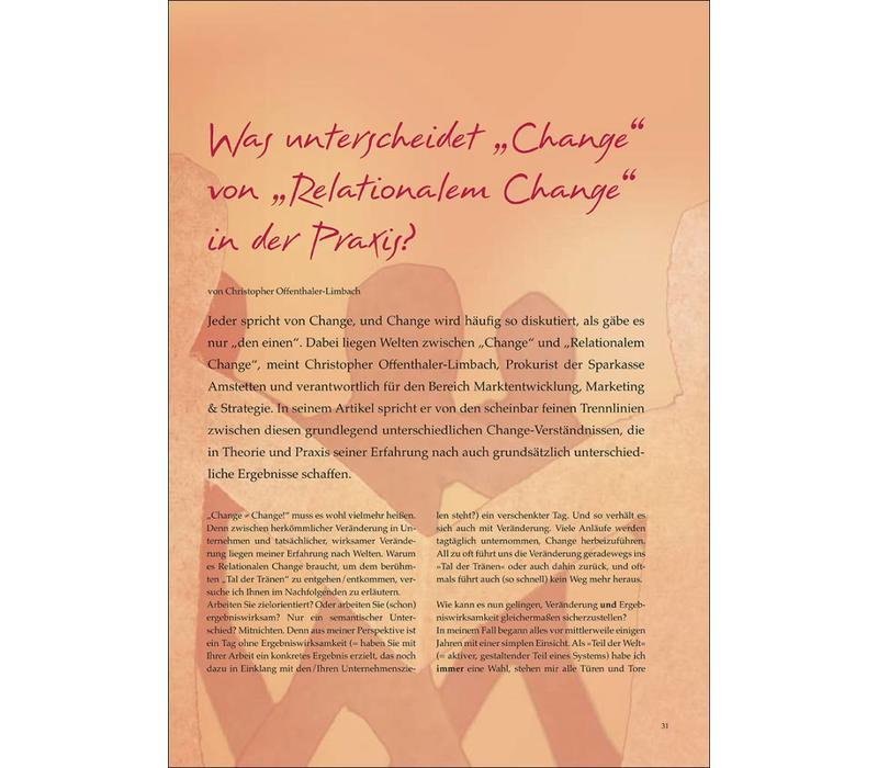 """Was unterscheidet """"Change"""" von """"Relationalem Change"""" in der Praxis?"""