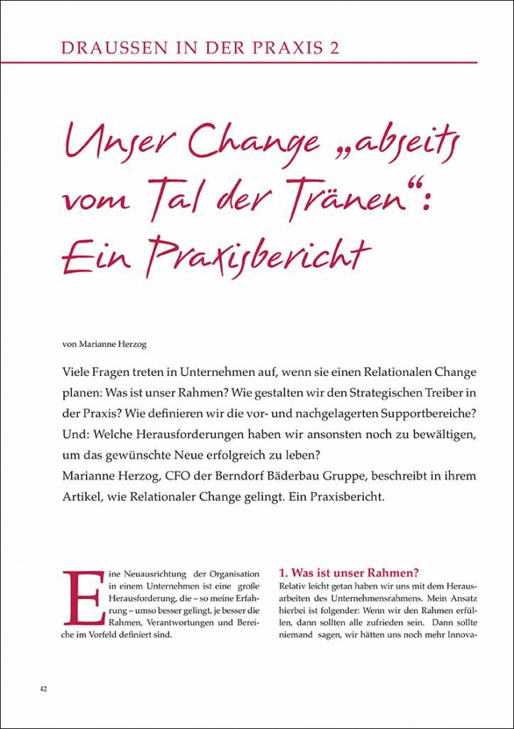 """Unser Change """"abseits vom Tal der Tränen"""": Ein Praxisbericht - IRBW"""