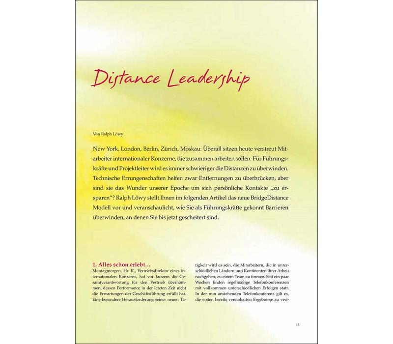 Distance Leadership