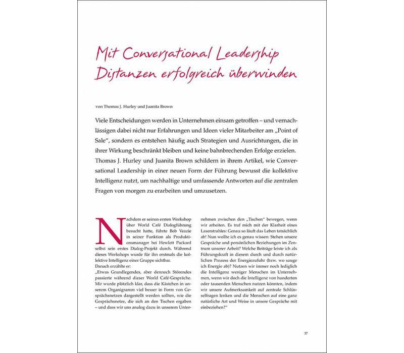 Mit Conversational Leadership Distanzen erfolgreich überwinden