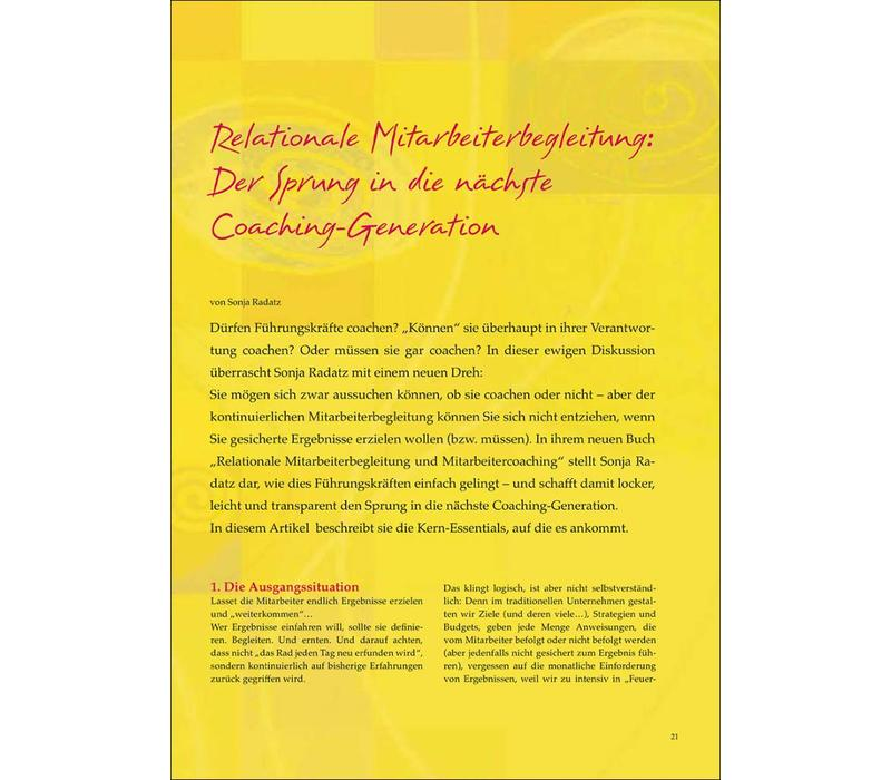 Relationale Mitarbeiterbegleitung: Der Sprung in die nächste Coaching-Generation