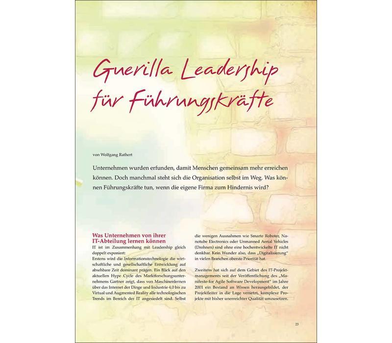 Guerilla Leadership für Führungskräfte