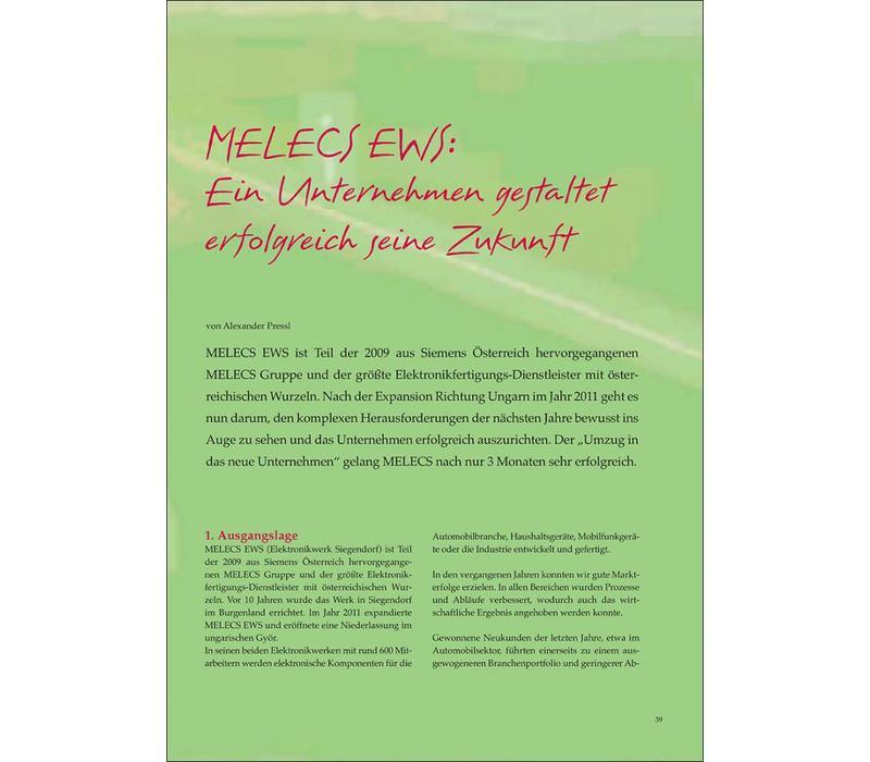 MELECS EWS: Ein Unternehmen gestaltet erfolgreich seine Zukunft