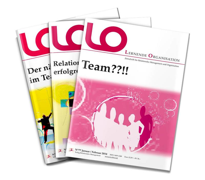 """LO-Themenpackage - """"Relationale Teamarbeit"""""""