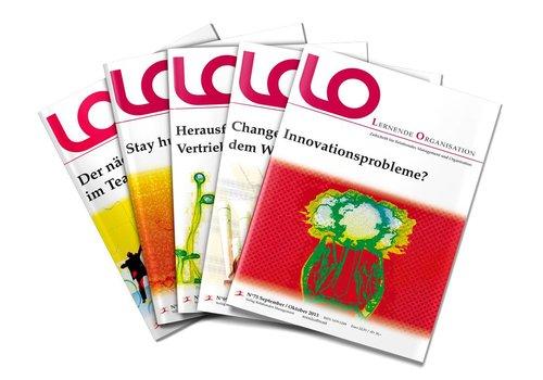 "LO-Themenpackage -""Interne Berater auf Erfolgskurs"""