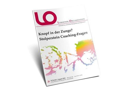 LO 56: Knopf in der Zunge? Stolperstein Coaching-Fragen (PDF/Print)