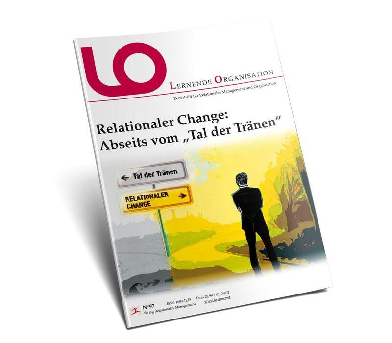 """LO 97: Relationaler Change: abseits vom """"Tal der Tränen"""" (Print)"""