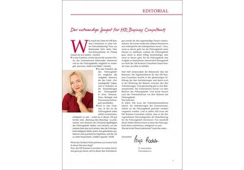 Der notwendige Spagat für HR Business Consultants