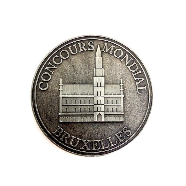 Custom-made medals - P  De Greef Medals