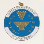 Medaille Royale de la Confrérie du Maitrank