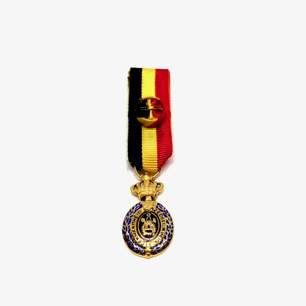 Medal of Labour first class