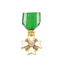 Burgerlijk kruis brandweer 1ste klasse