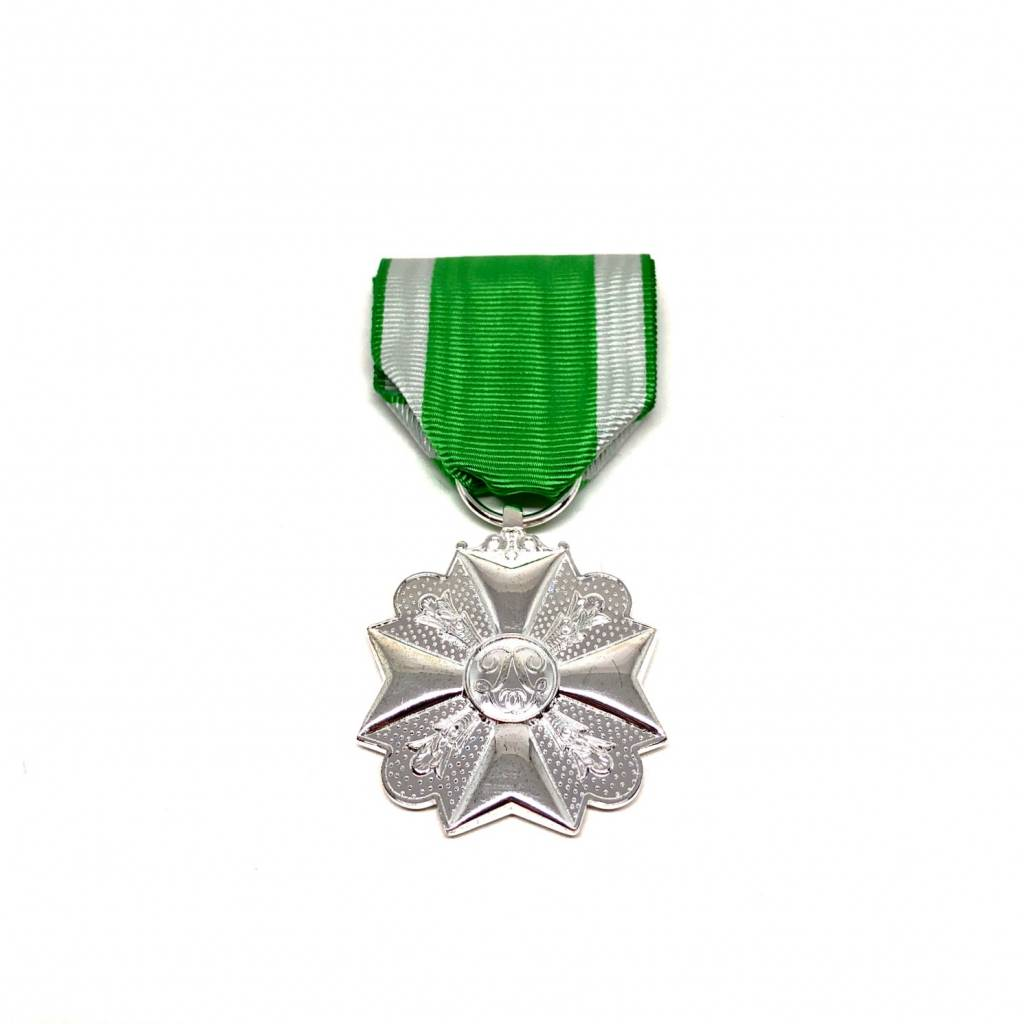 Civil medal fire department second class
