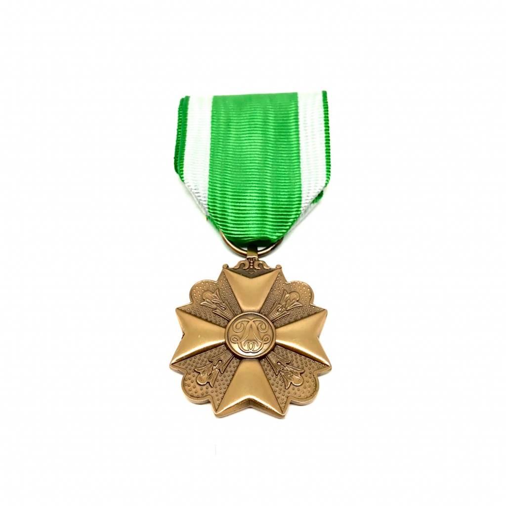 Civil medal fire department third class