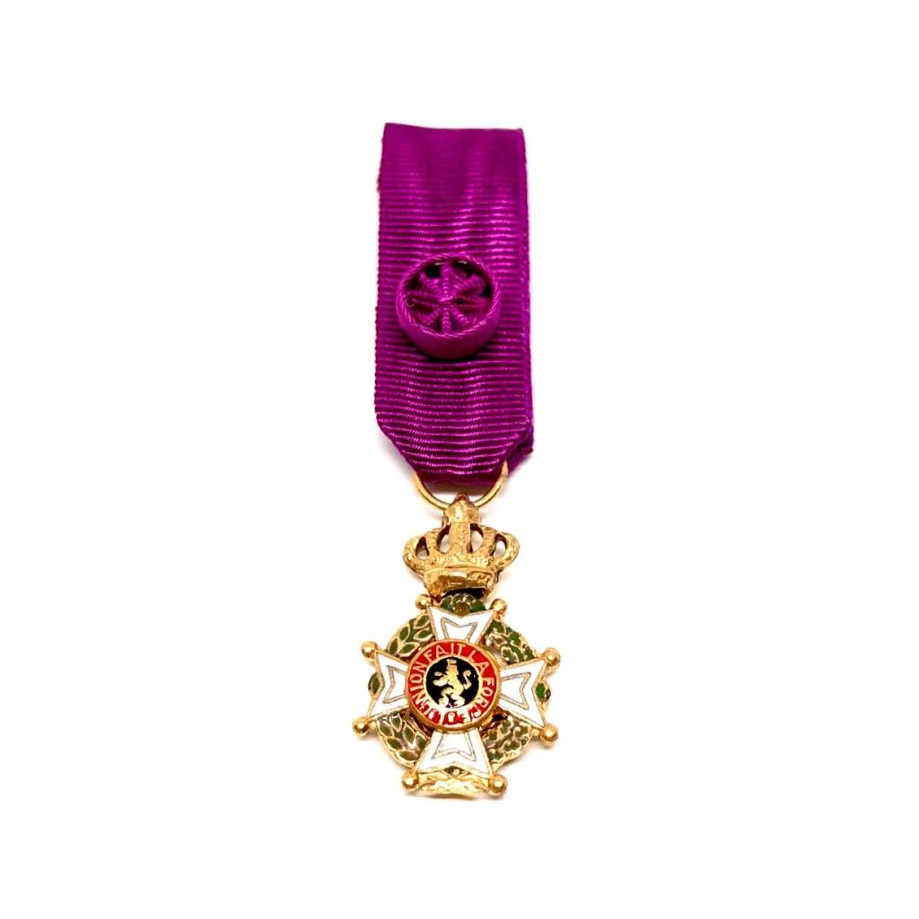 Officier in de Orde van Leopold