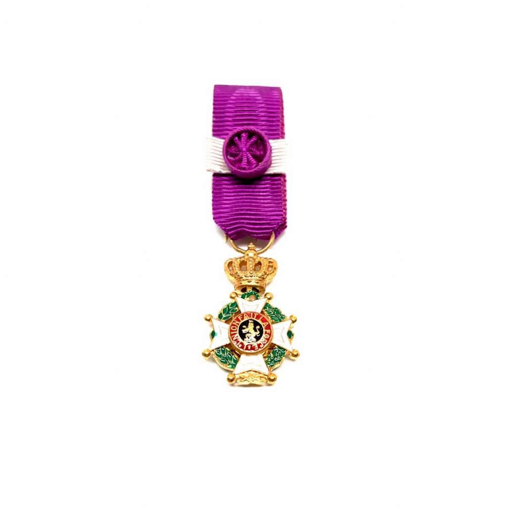 Commandeur de l'Orde de Léopold