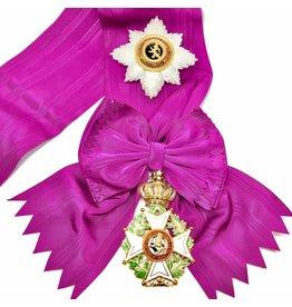Grand Cordon Order of Leopold