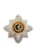 Grand Cordon of the Order of Leopold