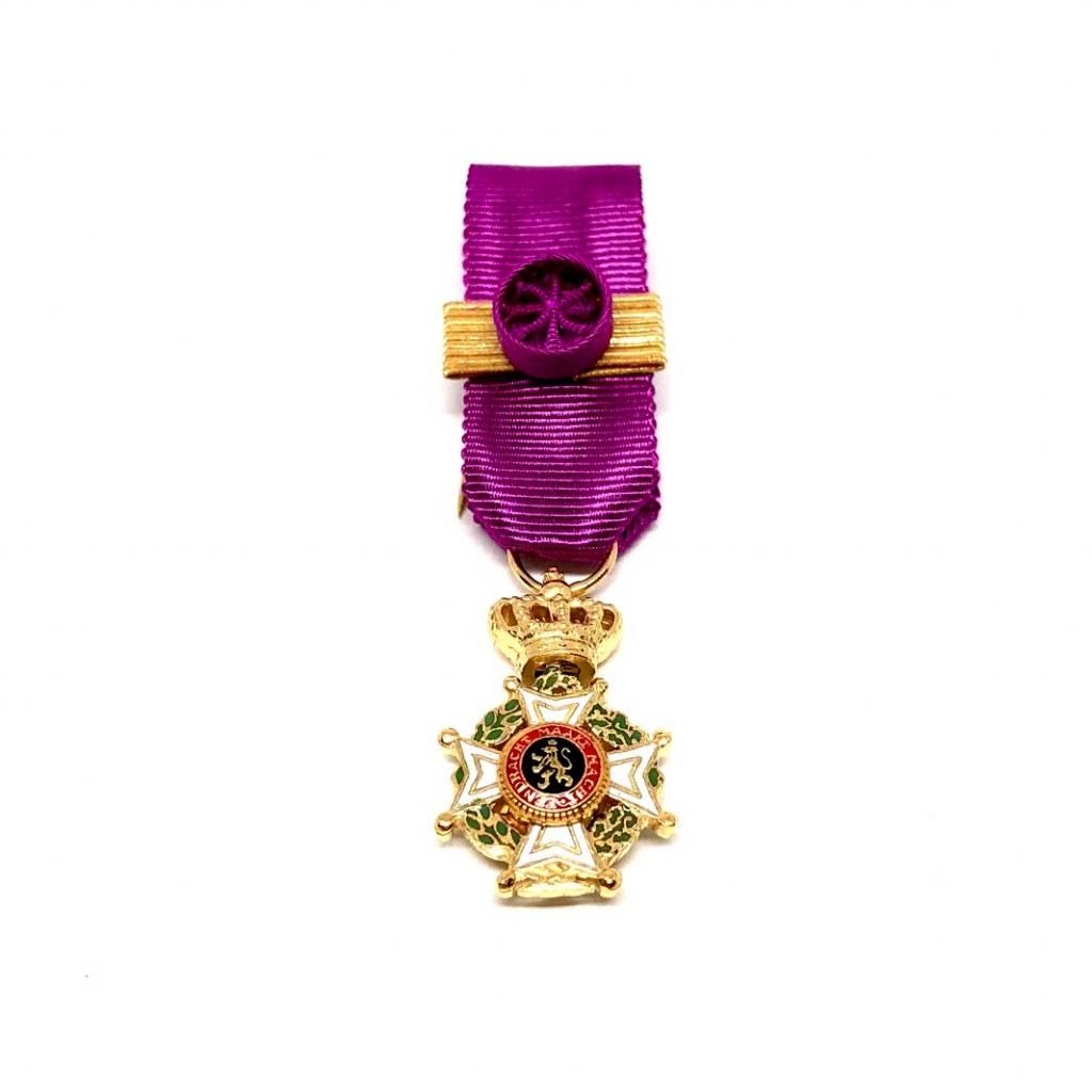 Grand Cordon de l'Ordre de Léopold