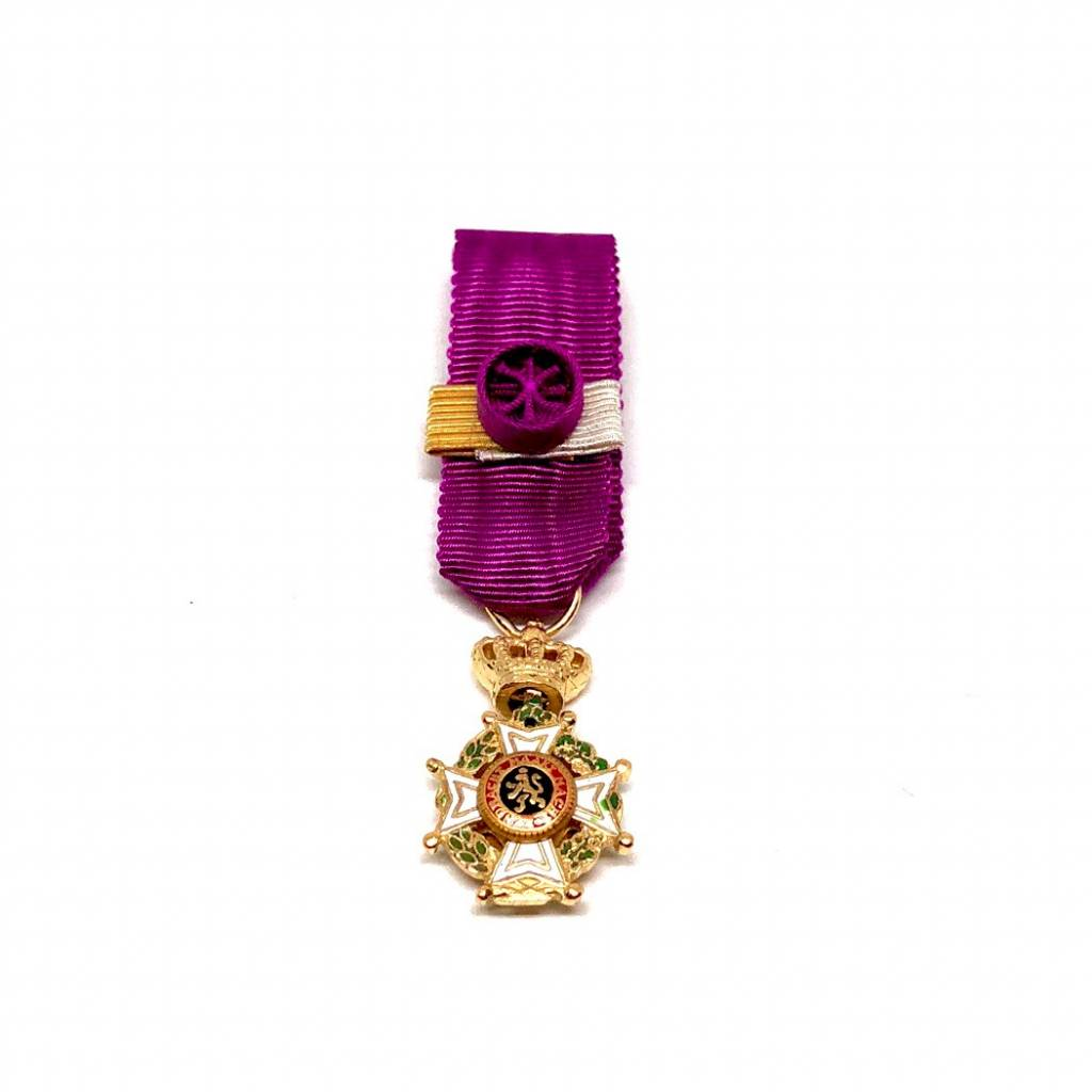 Grand Officer of the Order of Leopold