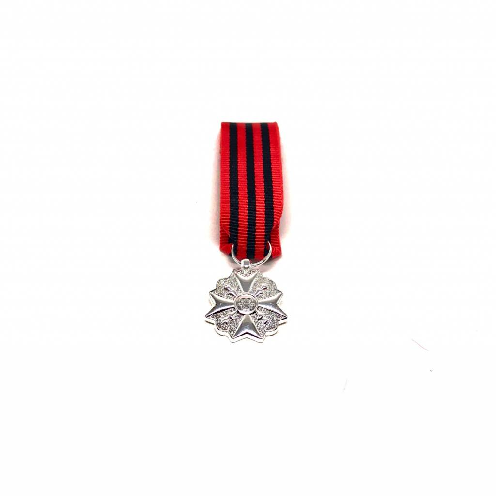 Burgerlijke medaille tweede klasse