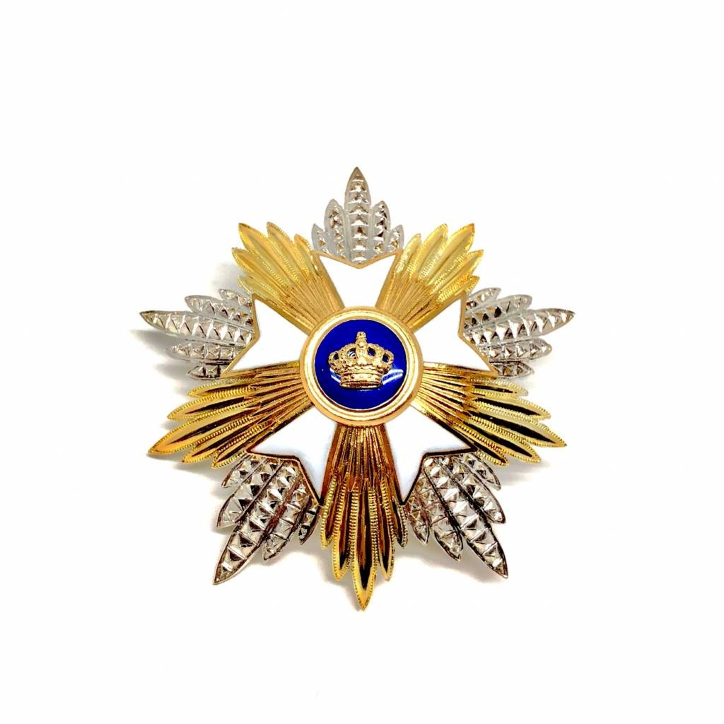 Grand Cross of the Order of the Crown