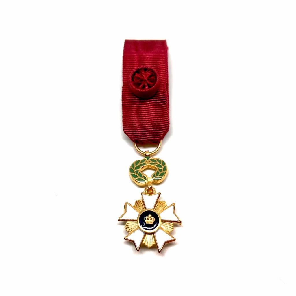 Officier in de Kroonorde