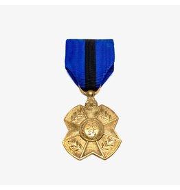Bronze medal Order of Leopold II