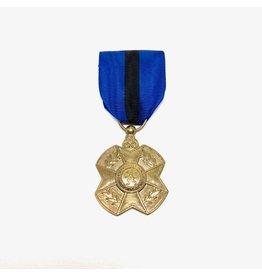 Gouden medaille Leopold II-orde