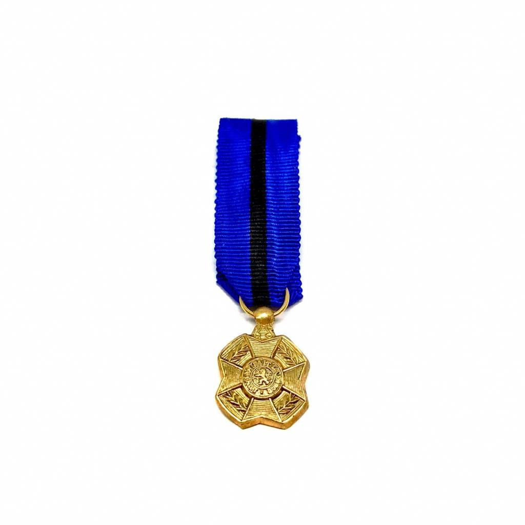 Gouden medaille in de Orde van Leopold II