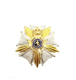 Grand Officer Order of Leopold II