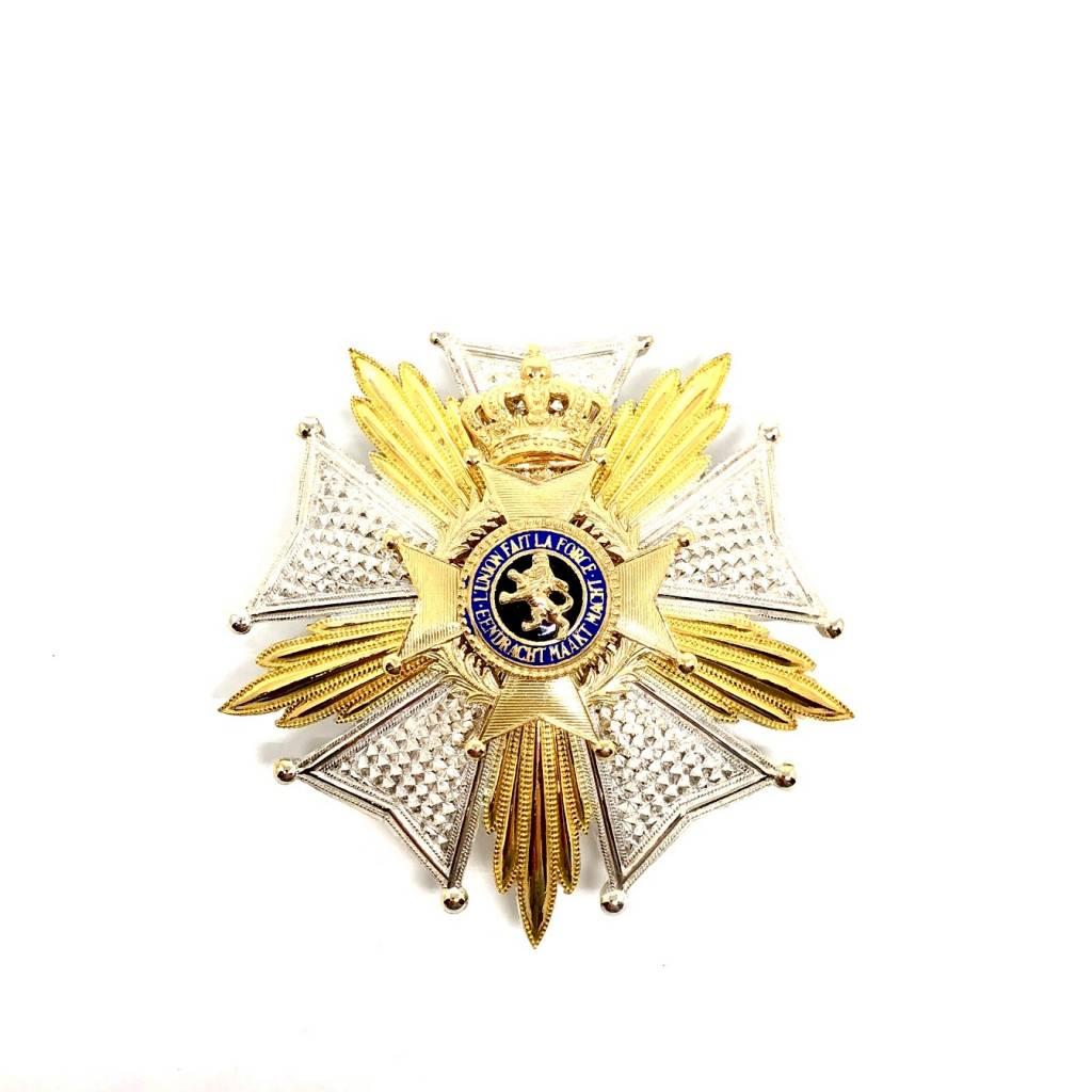 Grootofficier in de Orde van Leopold II