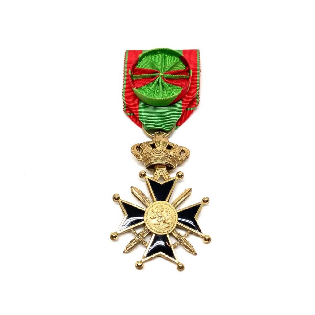 Croix Militaire première classe