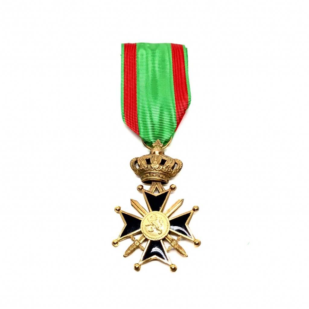 Croix Militaire deuxième classe