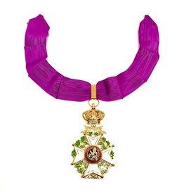 Commandeur de l'Orde de Léopold Militaire