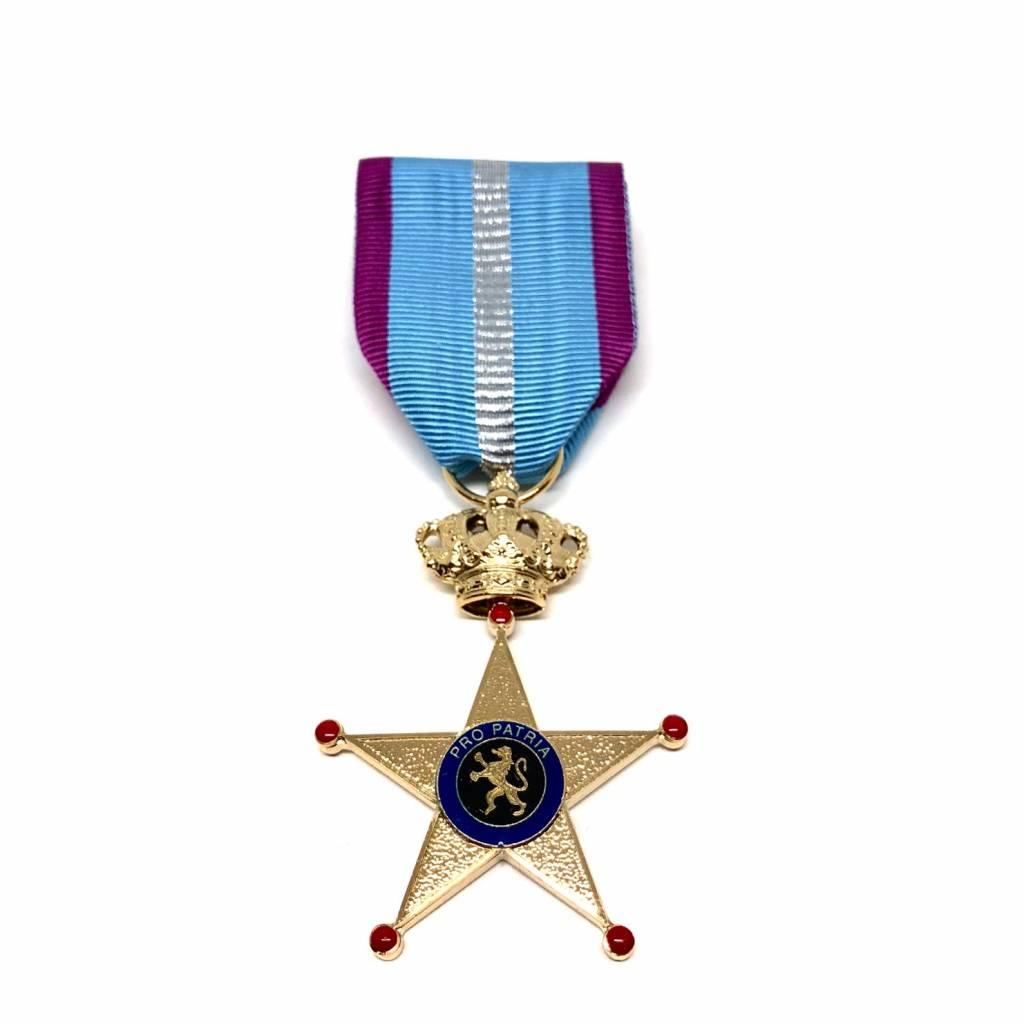 Croix d'Honneur pour Service Militaire à l'Étranger deuxième classe