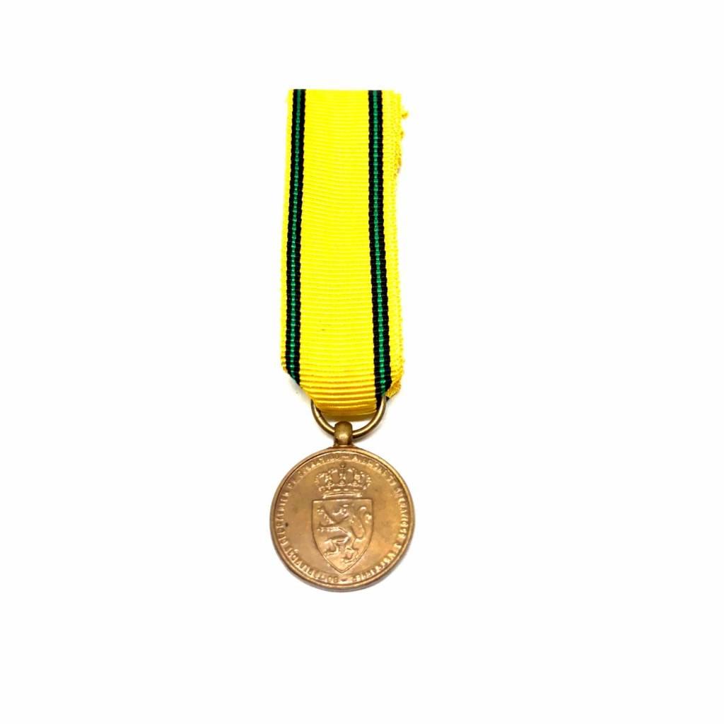 Médaille Commémorative pour Missions ou Opérations à l'Étranger
