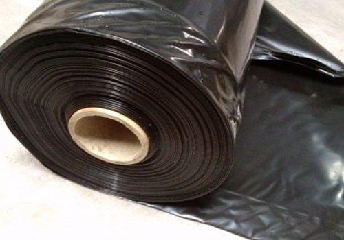 Landbouwplastic zwart 50 x 6 meter