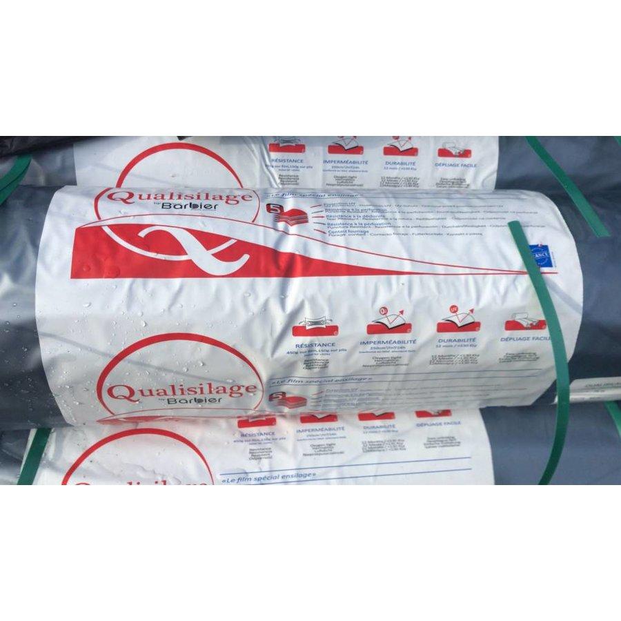 Landbouwplastic Qualisilage zwart/wit 50 x 8 meter    Tijdelijk uitverkocht-3